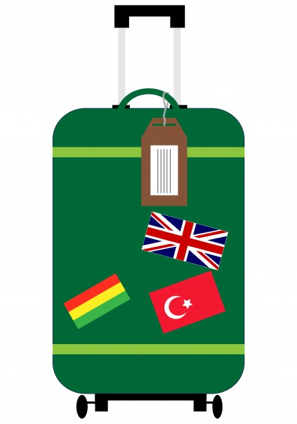Suitcase Clipart Free Stock Photo   Public Domain Pictures