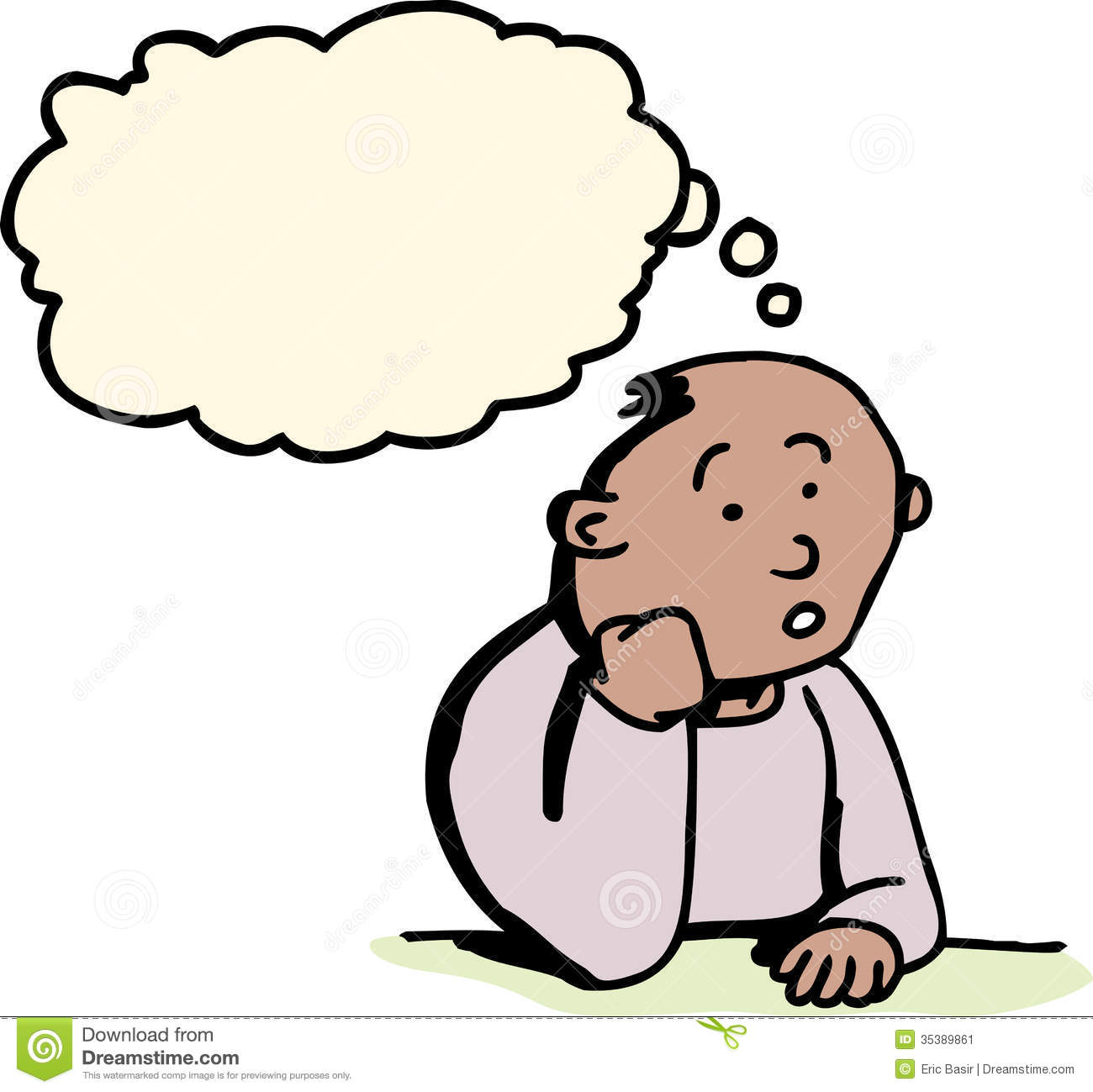 Worried Person Clipart - Clipart Suggest