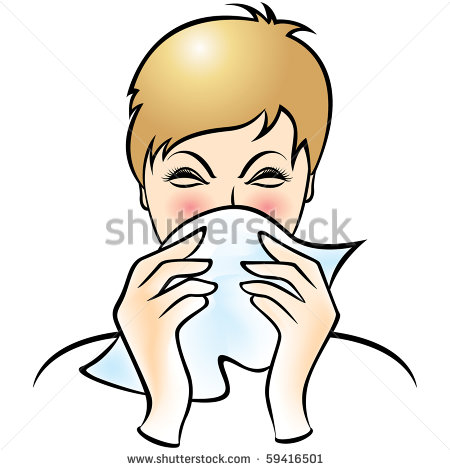 Cover Your Cough Stock Vector Illustration 59416501   Shutterstock