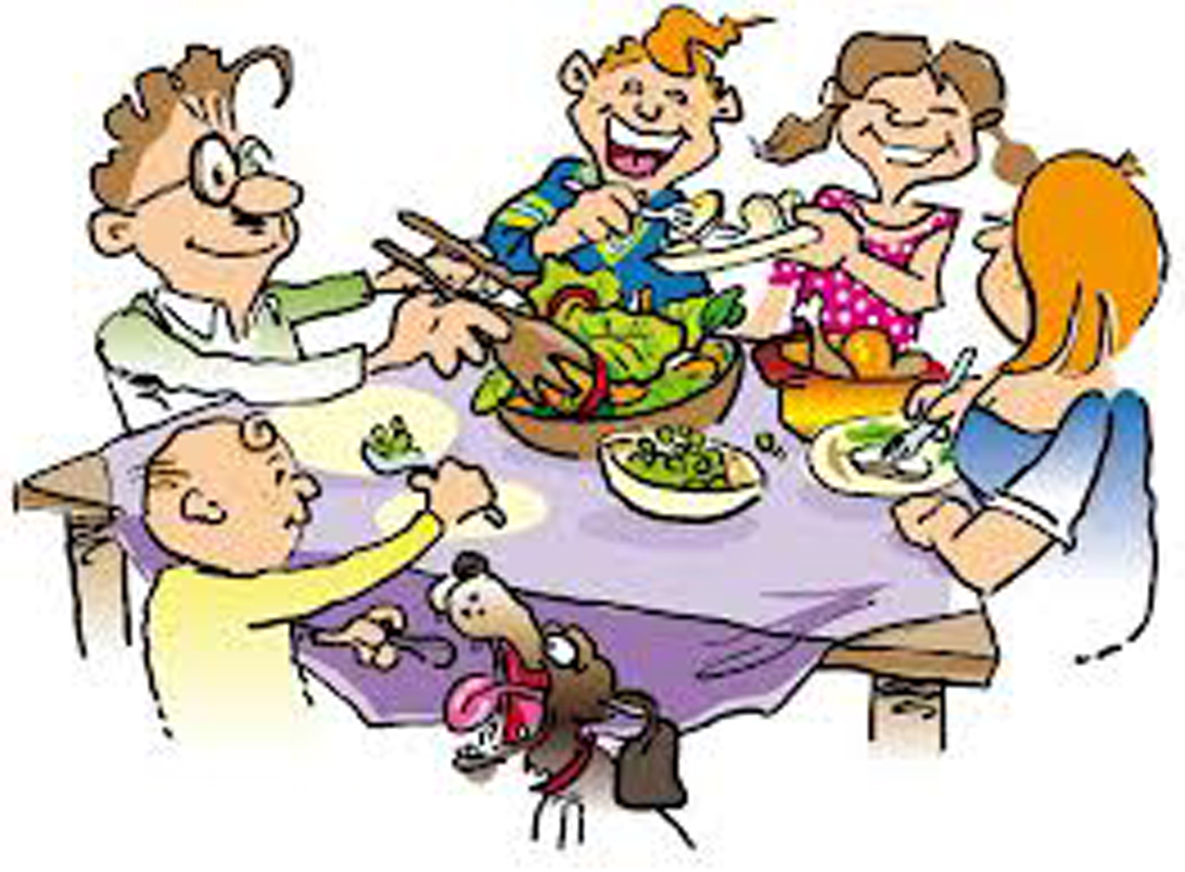 Family Gathering Clipart - Clipart Kid
