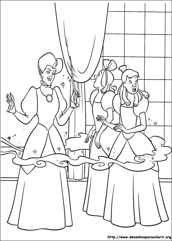 Free Coloring Pages Of House Cleaning