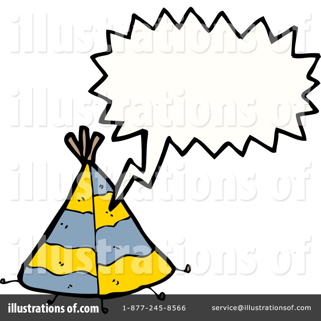 Have To Pee Clipart Royalty Free  Rf  Tee Pee Clipart Illustration