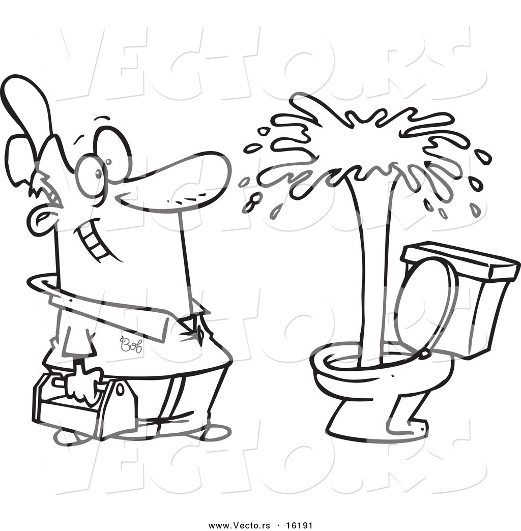 plumber tools clipart