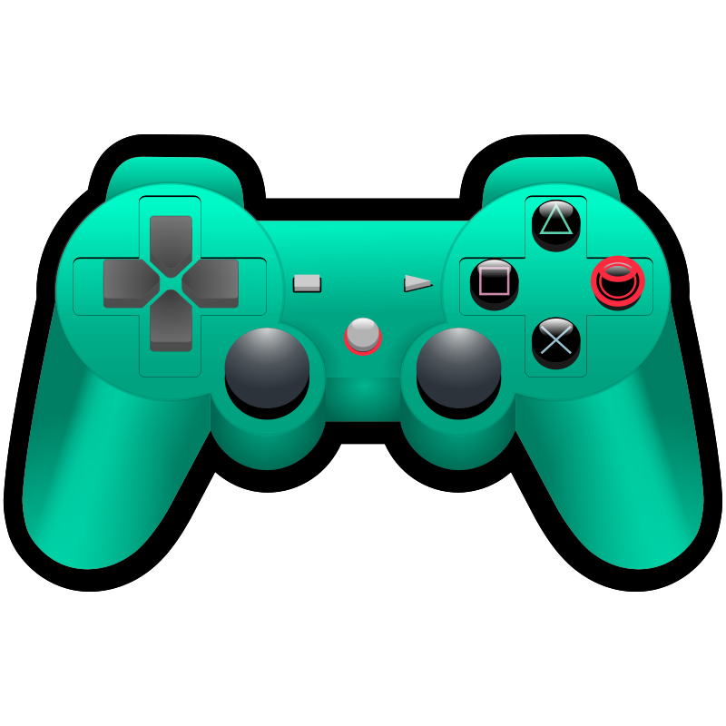 Controller Clipart - Clipart Kid