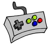 Xbox 360 Controller Clip Art