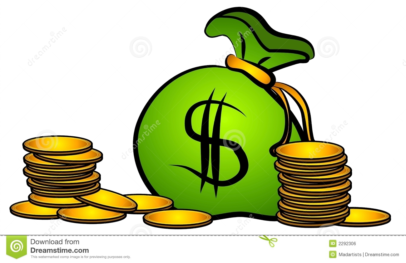free animated clipart of money - photo #17