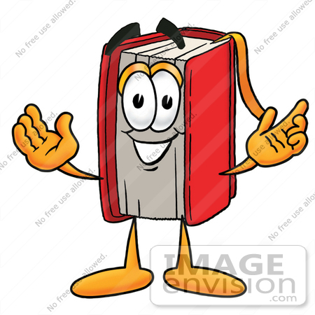 Book Character Clipart - Clipart Kid
