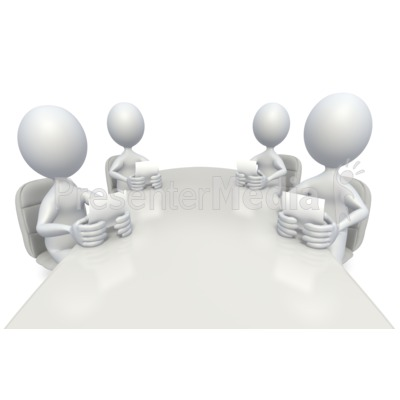 Conference Room Meeting   Science And Technology   Great Clipart For