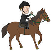 English Horse Riding Clipart   Clipart Panda   Free Clipart Images