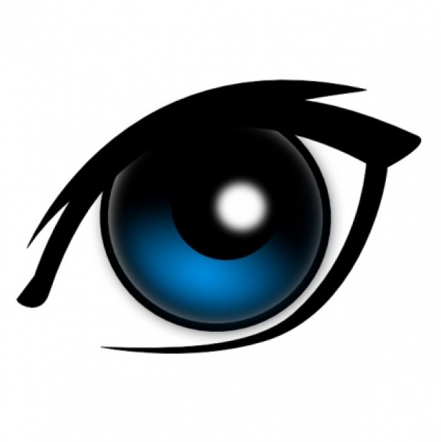 spooky eyes clip art free - photo #35
