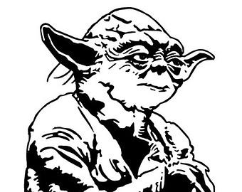 Star Wars Yoda Clipart Clipart