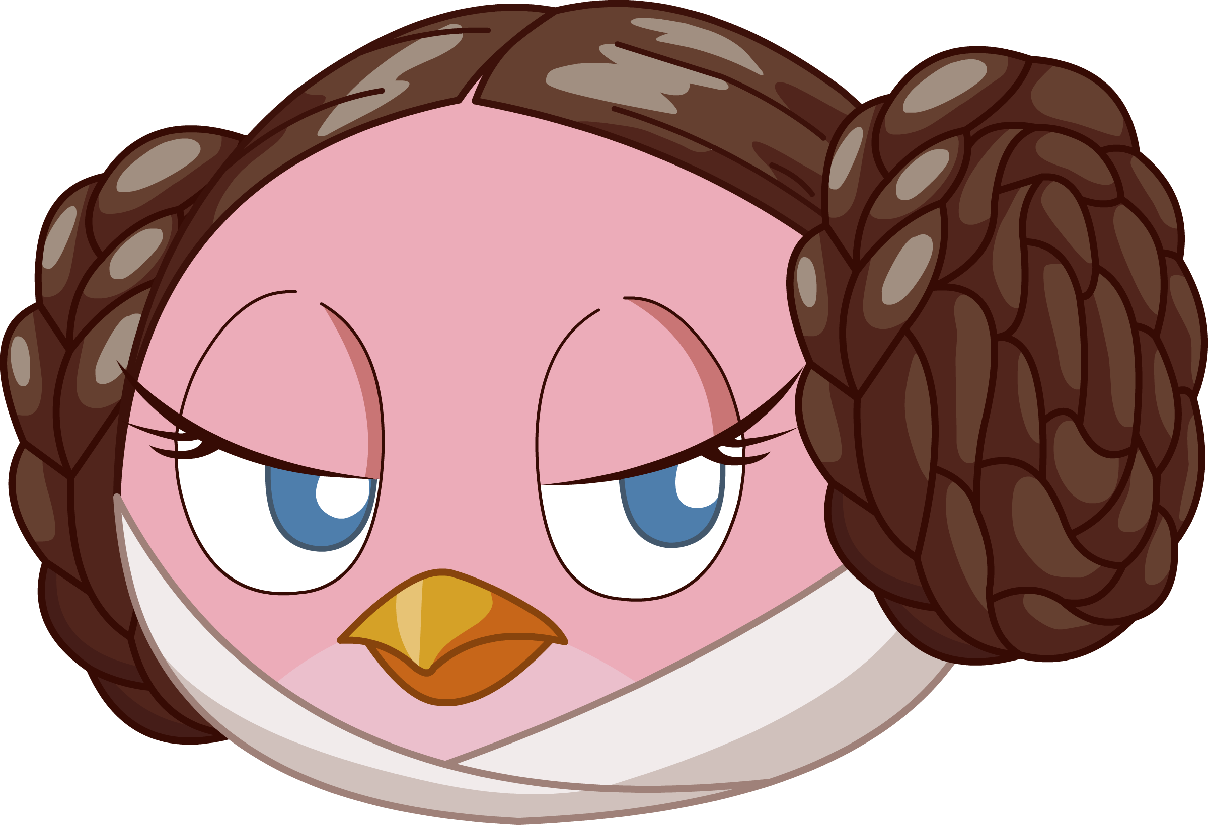 angry birds star wars pink by lavagasm on newgrounds clip art gold star banner clip art gold star image