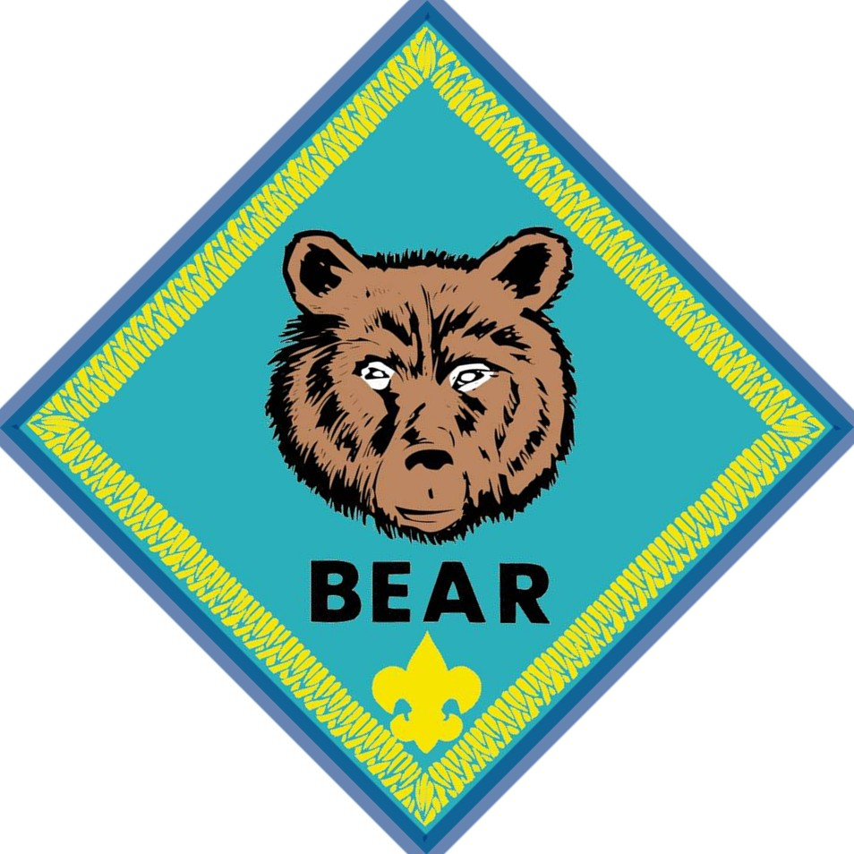 Bear Requirements   Cub Scout Pack 284