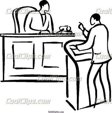 Lawyers And Trial Clipart - Clipart Suggest