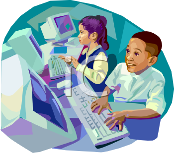 Computer Lab Clipart For Kids Images   Pictures   Becuo