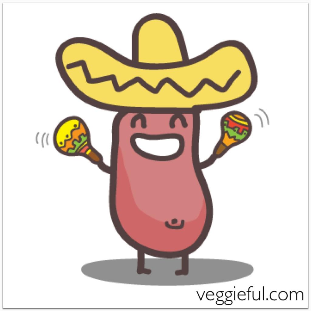Mexican Bean Clipart - Clipart Kid