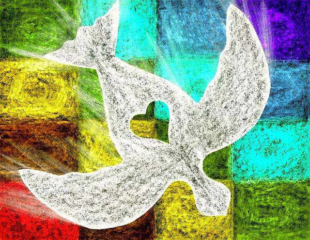 Tags  Holy Spirit At Pentecost