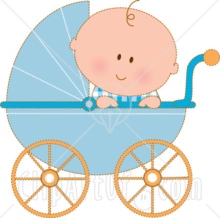 Then Comes A Baby In A Baby Carriage