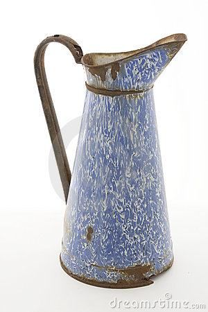 Antique Water Jug Stock Image   Image  12723341