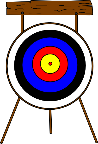 clip art arrow target - photo #25