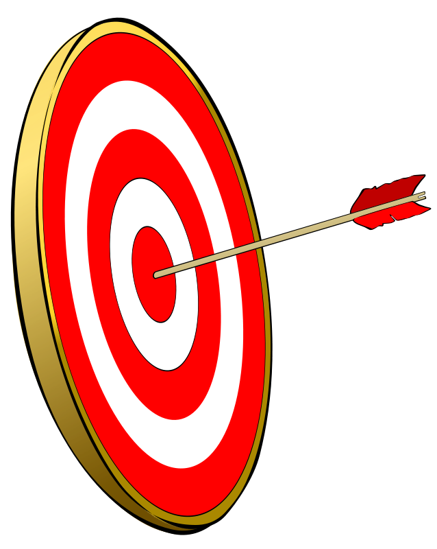 Archery Target Clipart You Can Use This Clip Art Of A