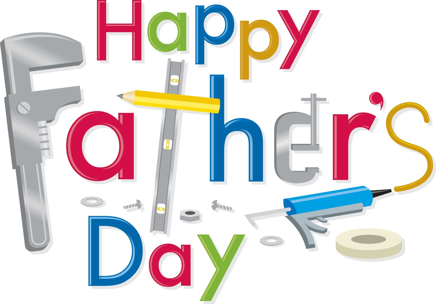 Father's Day Quote Clipart - Clipart Kid