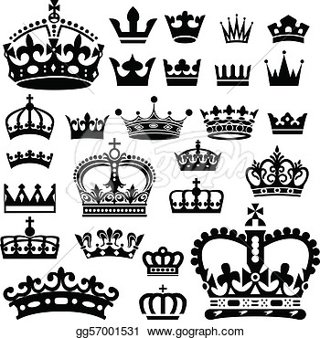 Medieval Crown Drawing Crown Icons