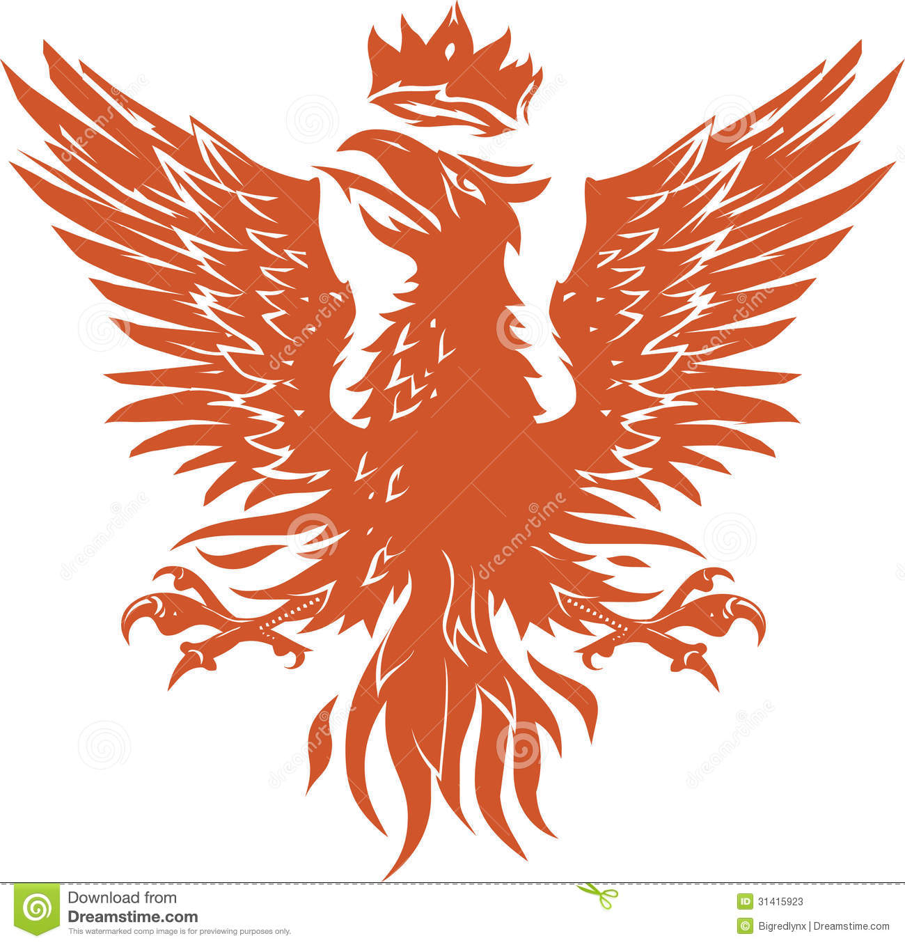 Medieval Phoenix Stock Photos   Image  31415923