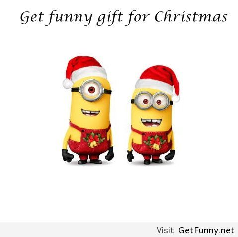 Minion Christmas Clipart Minion Christmas Clipart