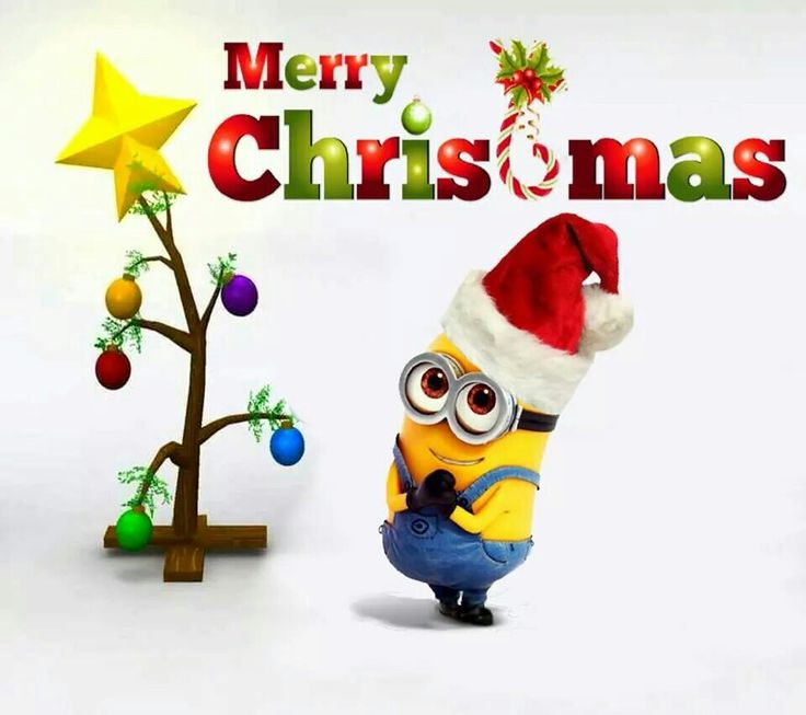 Minion S Charlie Brown Christmas Tree   Minions  Christmas