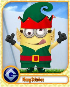 Minions Christmas On Pinterest   Minions Despicable Me And Christmas