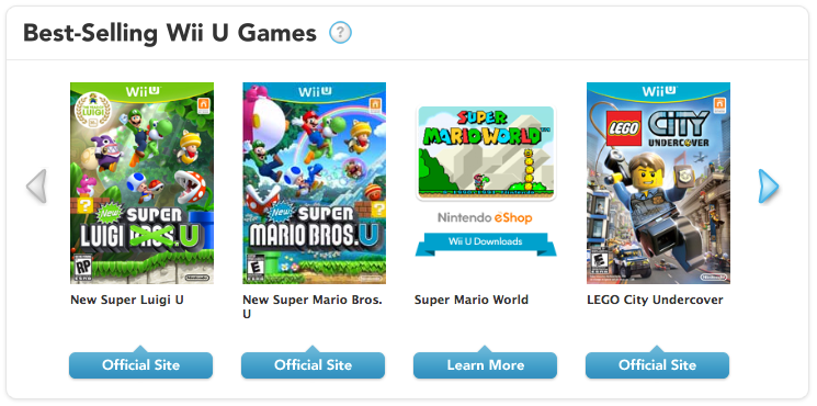 Wii U Games 2013 : Wii u games list images pictures becuo fkqfa