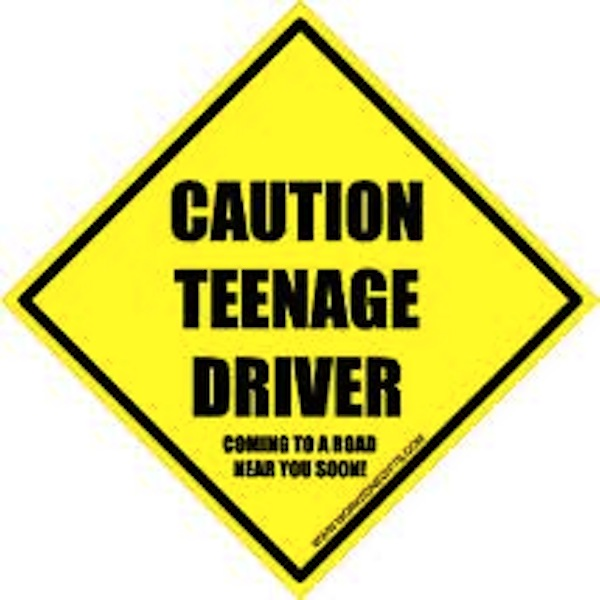 You Never Learn To Swear Until You Teach Your Teenager To Drive