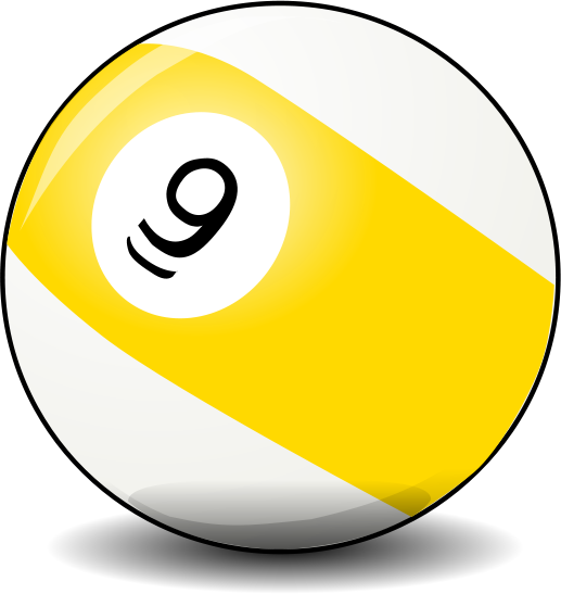 Ball   Http   Www Wpclipart Com Recreation Games Pool 9 Ball Png