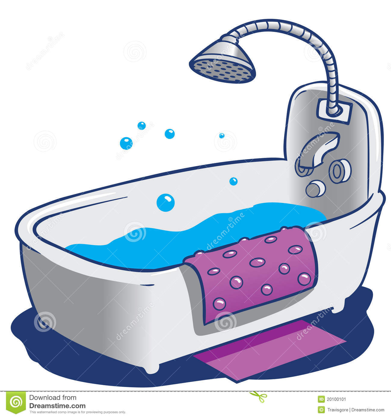 Clip Art Bathtub Clip Art shower and bathtub clipart kid bath tub shower