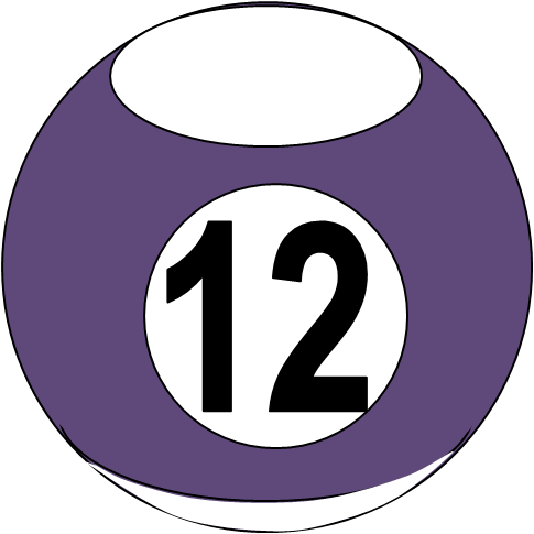 9-ball Billiards Clipart - Clipart Kid