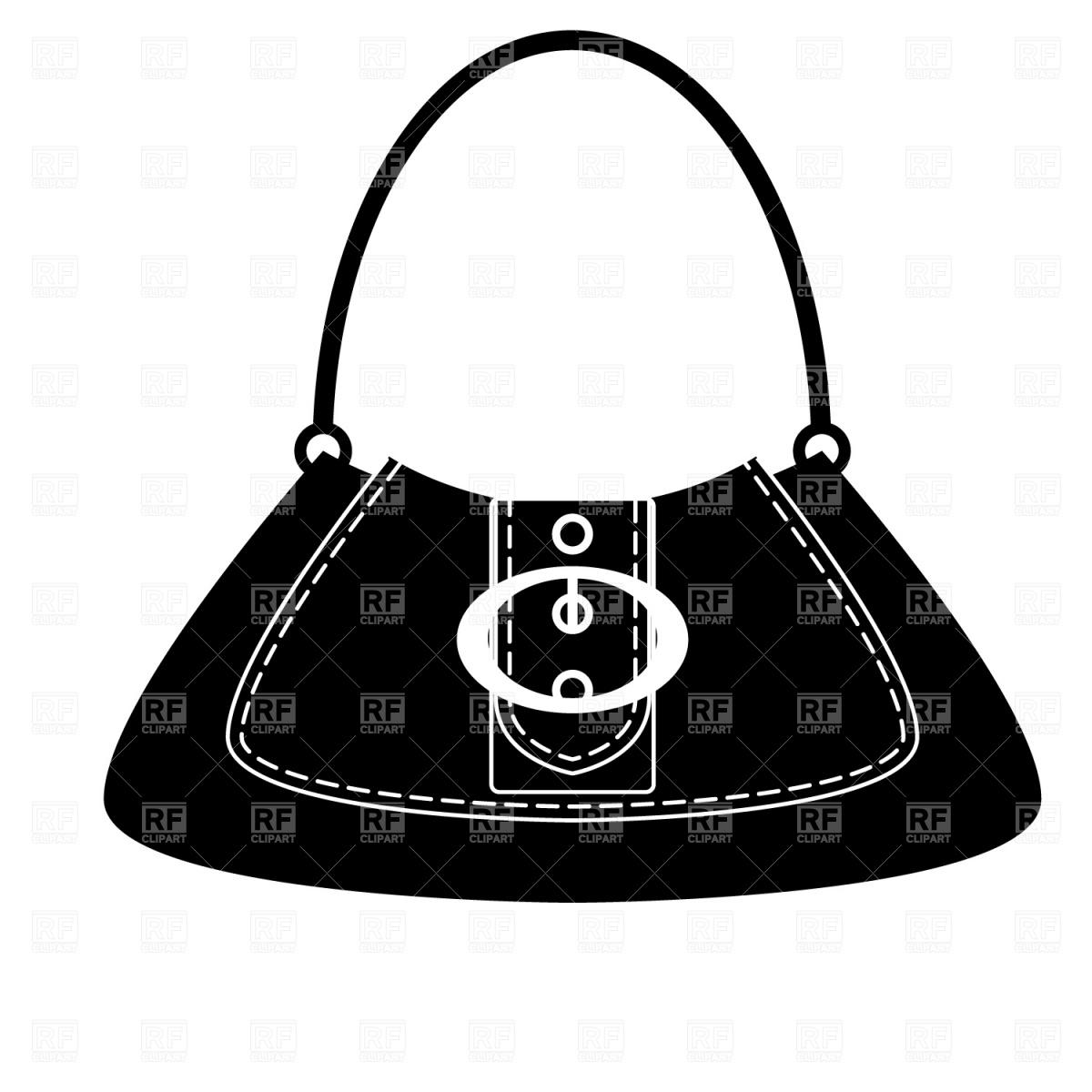 Clip Art Purse Handbag Quotes