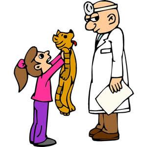 Clip Art Veterinarian Clipart dog vet clipart kid veterinarian clipart