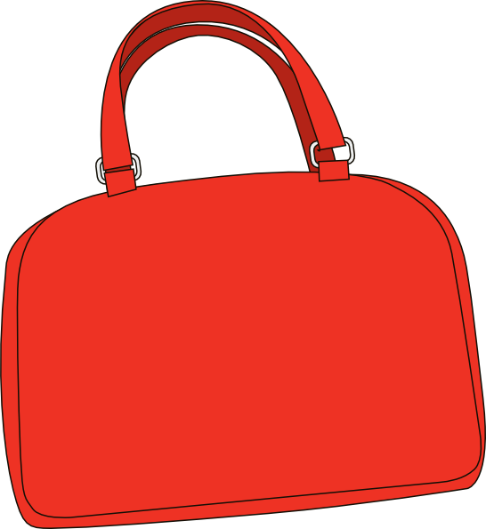 Clothing Purse Clip Art At Clker Com   Vector Clip Art Online Royalty