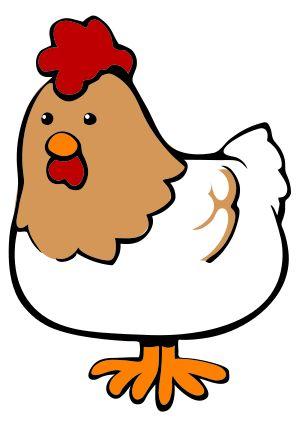 Chicken Clipart - Clipart Kid