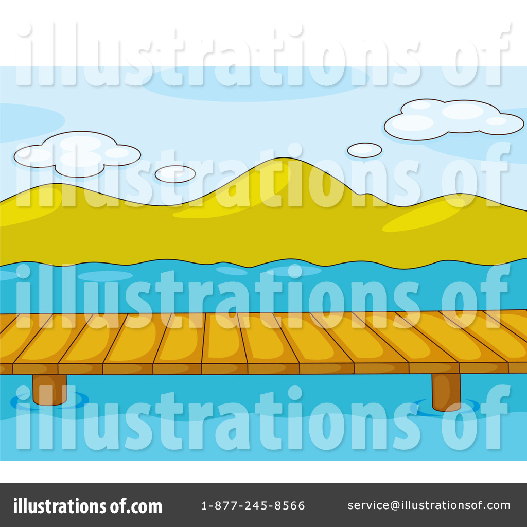 Dock Clipart  1129564 By Colematt   Royalty Free  Rf  Stock
