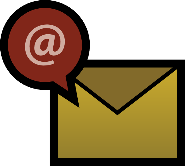 Email Directory Clip Art