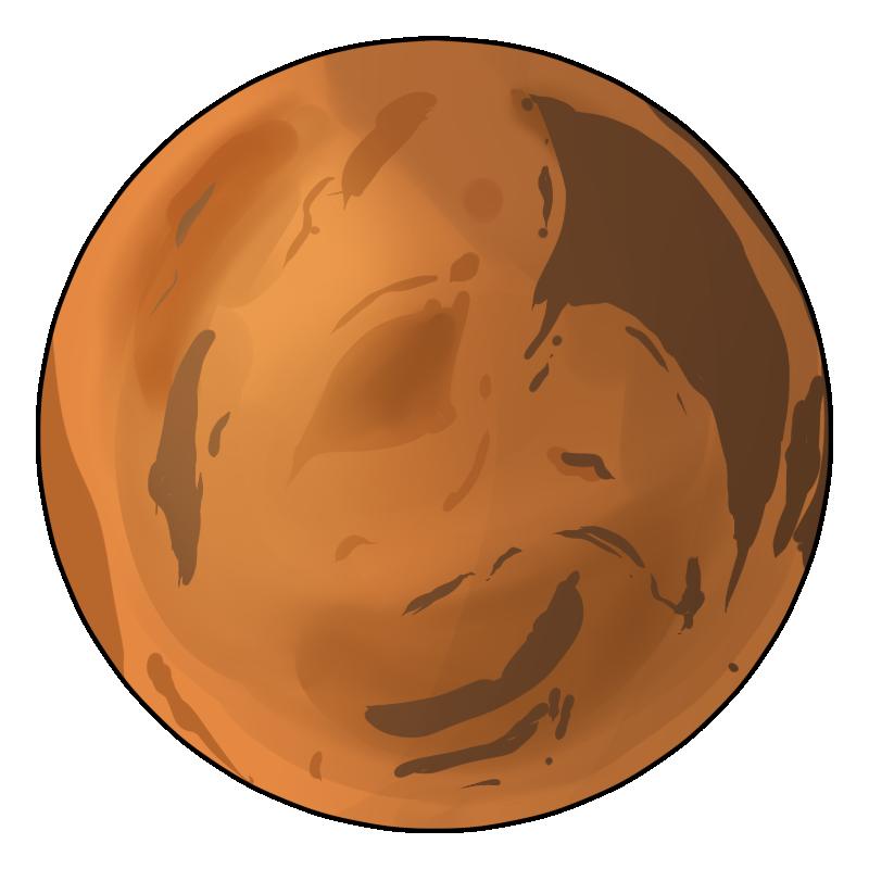 free png Mars Clipart images transparent