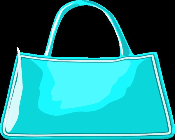 Handbag Vector Clip Art