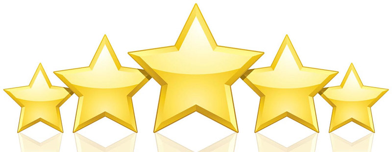 Pictures Of 5 Stars   Clipart Best