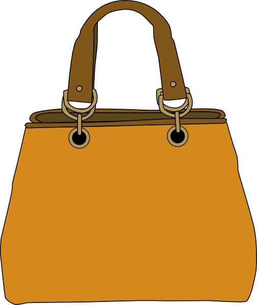 Red Purse Clip Art At Clker Com   Vector Clip Art Online Royalty Free