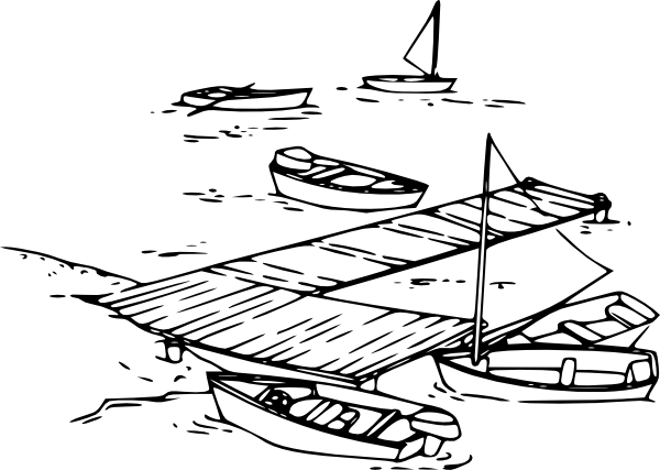 row boat black and white clipart clipart suggest