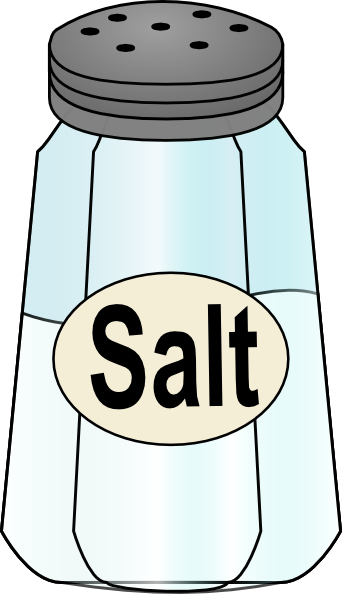 Royalty-Free Cartoons & Stock Clipart of Salt Cartoon Characters ...