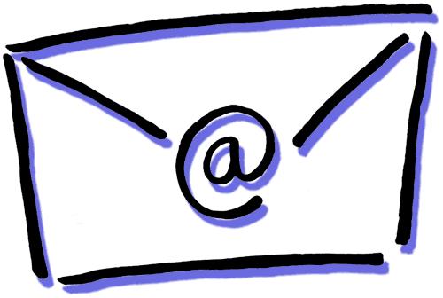 Email-Address Clip Art