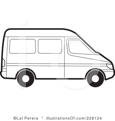 Van Clip Art Royalty Free Van Clipart Illustration 228124 Jpg